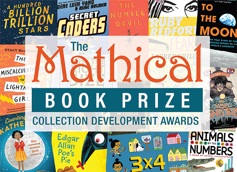 School Library Journal Mathical Book Prize Collection Development Awards 2021