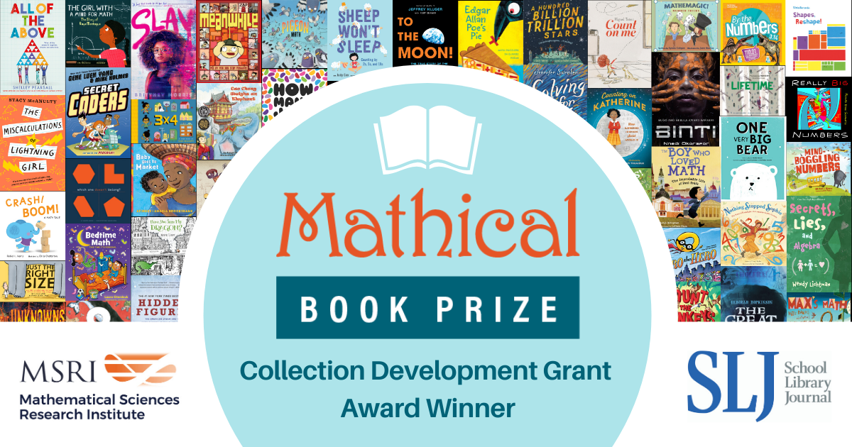 2020 Mathical Book Prize Collection Development Award Winners